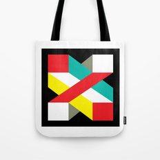 Cross shape Tote Bag