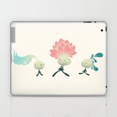les microbes  Laptop & iPad Skin