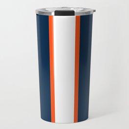 Denver Football Orange Travel Mug