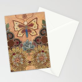 Luminous Garden Stationery Cards