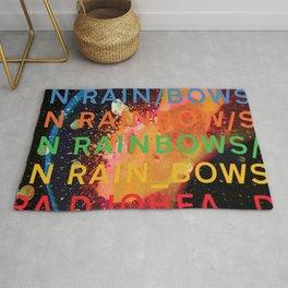 In Rainbows Rug