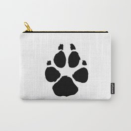 Brushy Paw Carry-All Pouch