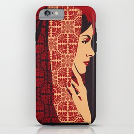 ASIANWOMAN II iPhone Case