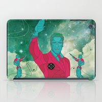 arnold iPad Cases featuring Arnold Schwarzenegger HI-5 by Ales