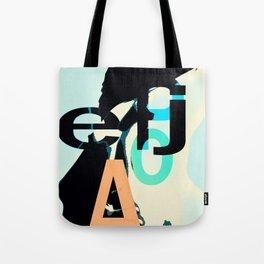 Pop Art Akt Tote Bag
