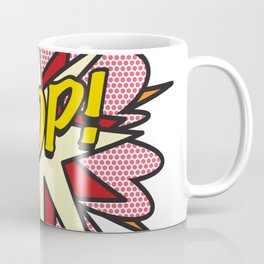 Comic Book Pop Art POP! Coffee Mug