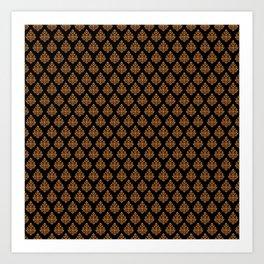 Lai Thai Pattern Art Print
