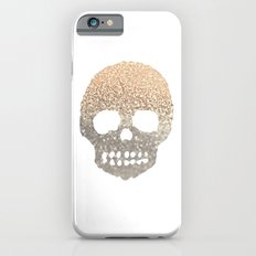 GOLD SKULL Slim Case iPhone 6