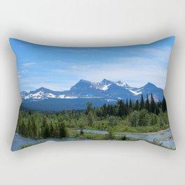 Belly River Rectangular Pillow