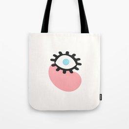 Mystique - Not-So Evil Eye Tote Bag