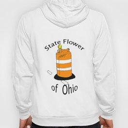 State flower of Ohio Hoody