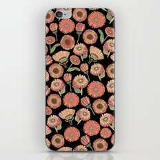 Vintage Florals iPhone & iPod Skin