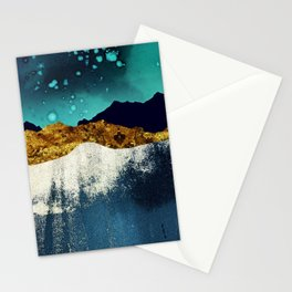 Evening Stars Stationery Cards