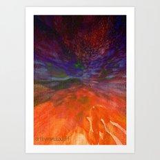 Lost Horizons Art Print