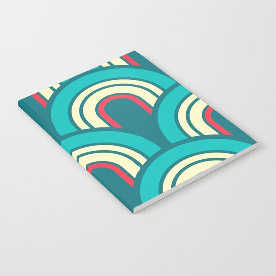Retro Curves Notebook