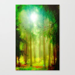Fairy tale Canvas Print