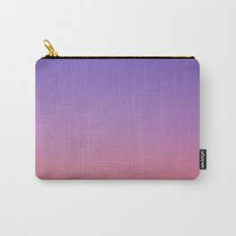 Red Purple Carry-All Pouch