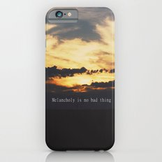 Melancholy  iPhone 6s Slim Case