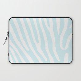 Blue Zebra Laptop Sleeve