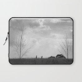 Two brothers_childhood Laptop Sleeve