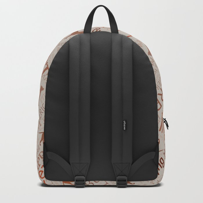 American Pit Bull Terrier Backpack