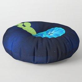 Cactus Eyeball Floor Pillow