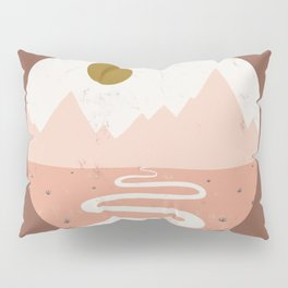 nowhere road Pillow Sham