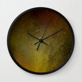 Forge of Hephaestus Wall Clock