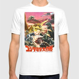 destroy all monsters T-shirt