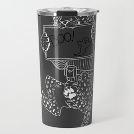Ghostly Messages Travel Mug