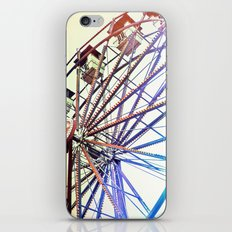 Modern Spin on Neolithic Technology iPhone & iPod Skin