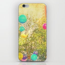 Summer Fun iPhone Skin