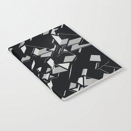 3D Mosaic BG II Notebook