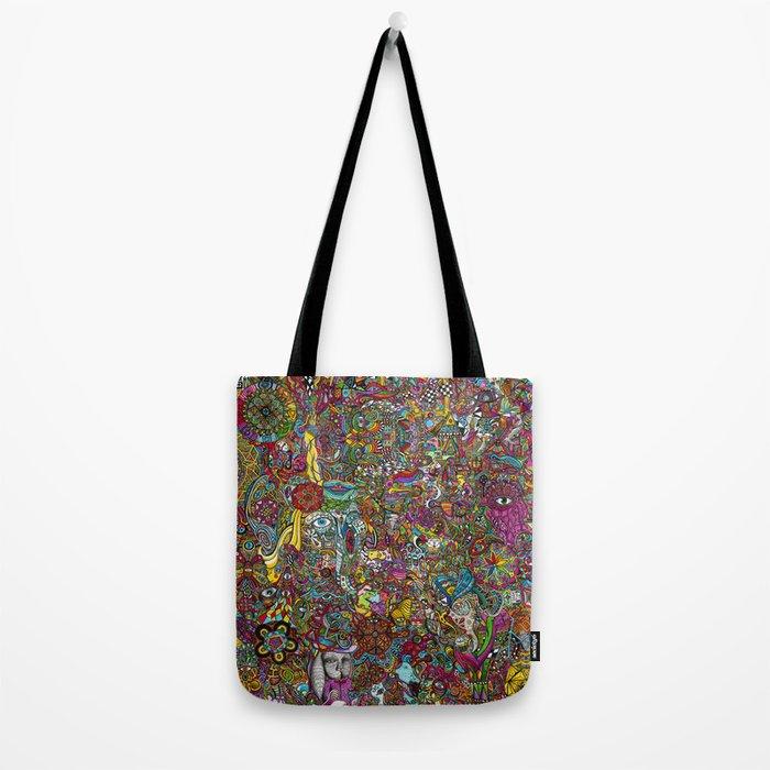 Eleefant Tote Bag