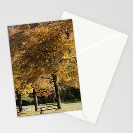 Fall in Lowell Oregon Stationery Cards