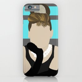 Imagine Holly iPhone Case