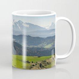 Tatry Poland Landscape Coffee Mug