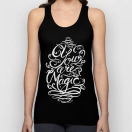 You Are Magic Unisex Tank Top