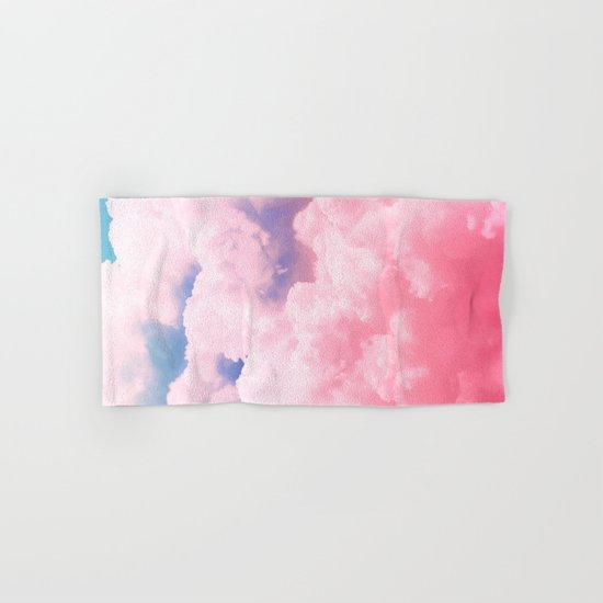 Candy Sky Hand & Bath Towel