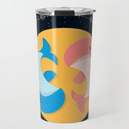 Ballena Espacial Travel Mug