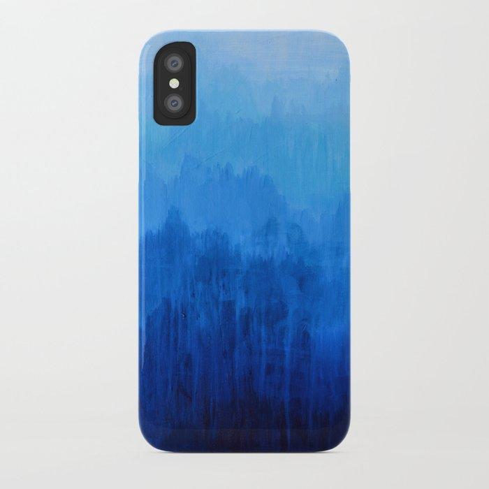 Mists No.4 iPhone Case