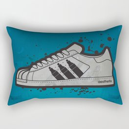 Aesthetix 3 Pens Superstar Rectangular Pillow