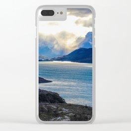 Lago Del Toro | Torres del Paine National Park, Patagonia Clear iPhone Case
