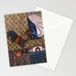 Cautionary Tale Stationery Cards
