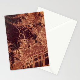 Doorway to the Third Dimension Stationery Cards