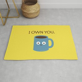 Coffee Talk Rug
