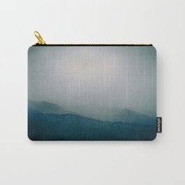 Blue Mist Carry-All Pouch