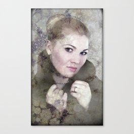 vintag Canvas Print