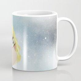 Kids Illustration Sky Stars Doll - Australia Home Decor - Clothing - Ruth Fitta-Schulz Art 2018 Coffee Mug