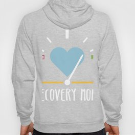Get Well Soon Gift design Recovery Mode is On Post Surgery product Hoody
